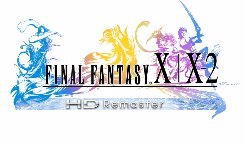 Final Fantasy X HD Logo