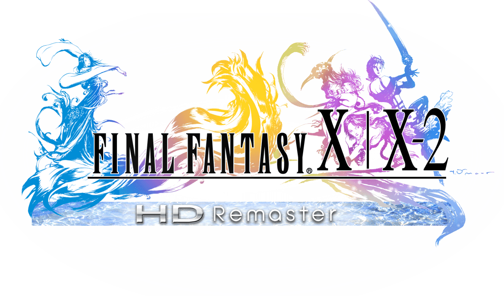 Final Fantasy X HD Logo