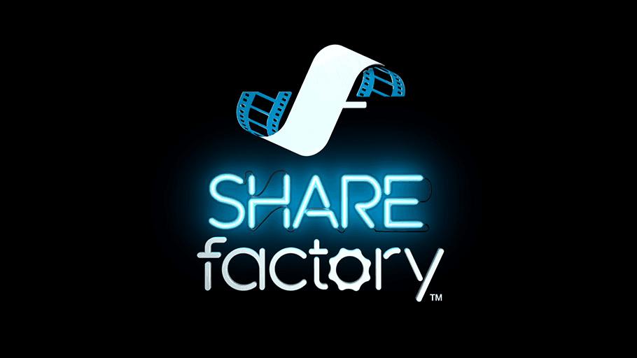 ShareFactory Logo