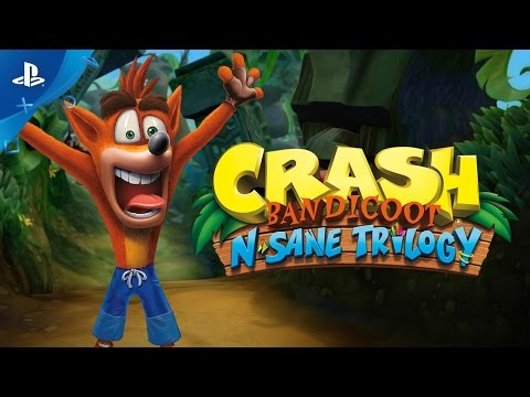 Crash Bandicoot: N-Sane Trilogy (PS4) Trophy List