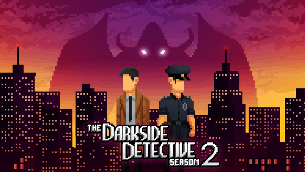 The Darkside Detective Season 2 Trophy List PS5
